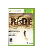 Rage -- Anarchy Edition (Microsoft Xbox 360, 2011) Complete Fast Ship