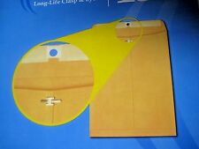 New listing 20 Count Columbian Clasp Envelopes 9X12 Brand New Heavy Duty Gummed Seal