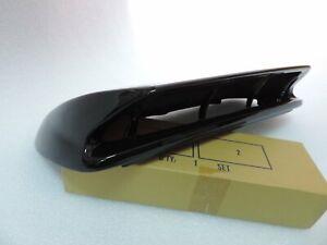"""Gloss Black 4"""" FRP Tall Hood Bonnet Scoop for 03-08 Subaru Forester XT SG5 SG9"""