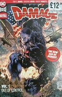 Damage Vol. 1: Out of Control (New Age of Heroes), Robert Venditti, #4