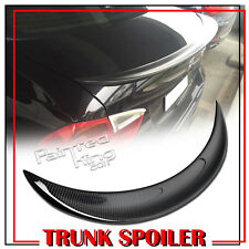 Carbon Fiber For BMW 3-Series E90 Performance Sedan Rear Trunk Lip Spoiler