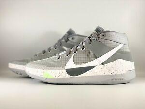 Nike KD13 TB Mens Shoes Size 7.5 Wolf Grey/Cool Grey/White CK6017-001