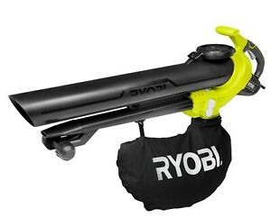 RYOBI 3000W Electric Leaf Blower & Vacuum 230V Gardening  RBV3000CESV
