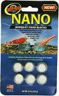 Zoo Med Banquet Nano Mini Block Time Release Feeder Fish Food Shrimp Crayfish