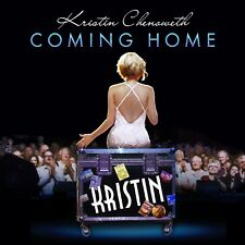 KRISTIN CHENOWETH - COMING HOME (LIVE AT BROKEN ARROW/2014)  CD NEUF