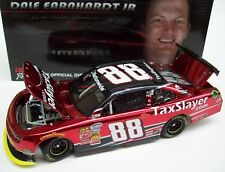 Dale Earnhardt Jr 2014 TaxSlayer #88 Brilliant Color Chrome 1/24 NASCAR Diecast