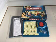Fiesta Scrabble Juego De Mesa-completar algunas partes Sellado