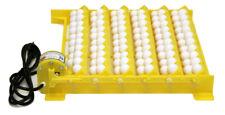 New listing New Gqf 1610 Automatic Egg Turner Hovabator Incubator Quail Racks - 120 Count