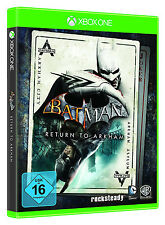 Xbox One Batman: Return to Arkham NEUF