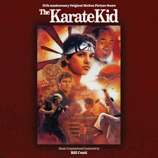 KARATE KID Bill Conti CD LA-LA LAND 35th Anniversary SCORE Soundtrack Ltd Ed NEW