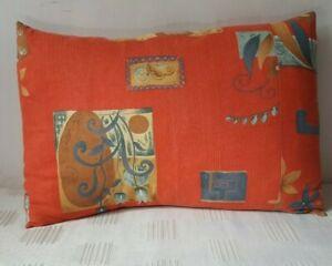 Pillow Case Orange Color Pillow Case For Hair Decorative Soft Body Pillow Case