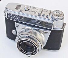 Kodak RETINA III Camera Schneider Kreuznach Xenar lens 45mm lens Case  GERMANY
