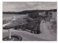uralte AK Binz auf Rügen Strand Uferpromenade 1965 //11