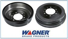 2 Rear Brake Drums WAGNER 6 Lug L & R For Toyota Tacoma Tundra