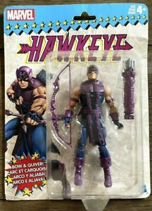 Marvel Legends 6-inch Retro Collection Hawkeye Action Figure - NEW *READ*