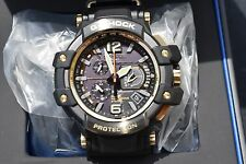Casio G-Shock GravityMaster GPS Atomic Solar Hybrid Watch GPW1000GB-1A