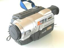 Sony Camcorder-Sony Handycam Hi8/Digital 8 To Selection