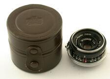 NIKON W-Nikkor 3,5/35 35mm 3,5cm F3,5 Nippon Kogaku S S2 SP S3M top serviced