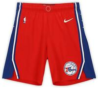 Glenn Robinson III 76ers Player-Issued #40 Red Shorts - 2019-20 Season - Size 40