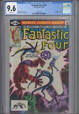 Fantastic Four #235 CGC 9.6 1981 Marvel Comics Ego App : New Frame
