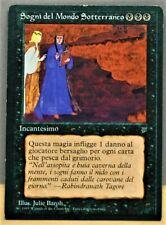 Underworld Dreams / Sogni del Mondo Sotterraneo MTG Legends Italian LP x1