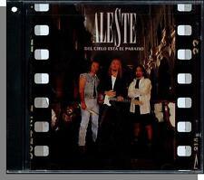 Aleste - Del Cielo Esta El Paraiso - New 1995, 11 Song Spanish CD!