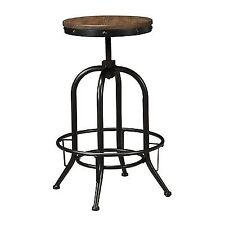 Ashley Furniture Tall Swivel Stool (set Of 2) Pinnadel Light Brown D542 230