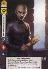 Game of Thrones Card Stannis Baratheon x1 FANTASY FLIGHT GAMES FFG Promo LCG