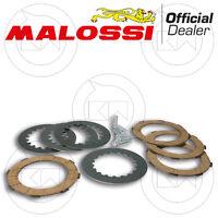 MALOSSI 5216515 KIT SERIE DISCHI FRIZIONE + 8 MOLLE VESPA PX 150 PX150 2T euro 3