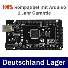 Mega2560 R3 ATmega2560-16AU + ATMEGA16U2 + USB Cable For Arduino mit TrackingNO.