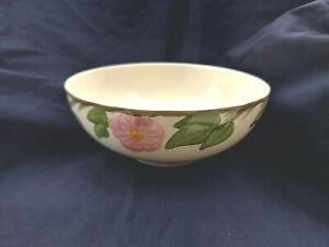 Franciscan DESERT ROSE  Salad or Fruit Bowl. Diameter 9¾ inches. 24.8 cms.