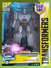 Transformers Cyberverse Megatron 23cm Hasbro 2017 NEW Sealed