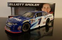 Elliott Sadler 2016 One Main Financial Autographed Signed COA Lionel NASCAR 1/24