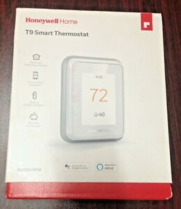 Honeywell Home T9 WIFI Smart Thermostat 7-Day Programmable-Open Box