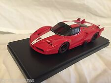 KYOSHO Dnano ASC MM, RED FERRARI FXX, 1:43 DISPLAY MODEL, DNX506R