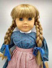 "New ListingAmerican Girl Pleasant Company Kirsten 18"" Historical Doll Soft Vinyl & Lashes"