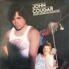 K3-36 JOHN COUGAR Nothing Matters And What If It Did ... 1980 ... RVL 7403 VG++