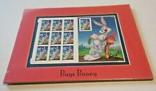 BUGS BUNNY Matted (for framing) Pane of 10 Mint STAMPS #8980E SCOTT #3137 SEALED