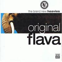 THE BRAND NEW HEAVIES Original Flava (2017) 10-track CD album NEW / UNPLAYED