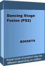 Dancing Stage Fusion (PS2).