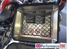 Cargo net for top box of BMW R1200GS Adventure GSA (Touratech)