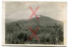 KREUZER EMDEN - orig. Foto, Vulkan Batur, Bali, Auslandsreise 1926-28