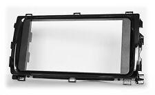 Carav 11-512 Autorradio Fascia Placa Radio para Toyota Auris Piano 2-DIN