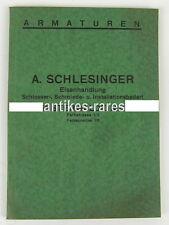 Catalogo: A. Schlesinger FERRO atto loschi Bosco