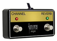 Marshall JCM2000 DSL 50 100 Replacement Footswitch with Cable - by Switch Doctor