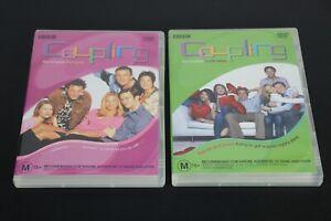 Coupling Complete DVD Series | Season 1 & 4 | Region 4