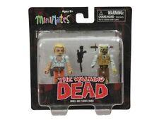 Figurines de télévision, de film et de jeu vidéo the walking dead