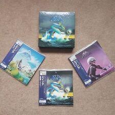 ASIA - ASIA 2001 JAPAN MINI LP BOX WITH 3 CD'S