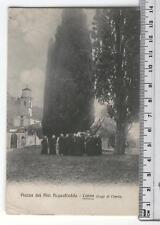 Cartolina Lombardia - Lenno Piazza dei Pini - CO 4119