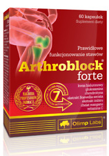 OLIMP ARTHROBLOCK FORTE 60K GLUCOSAMINE SULPHATE CHONDROITIN HYALURONIC ACID